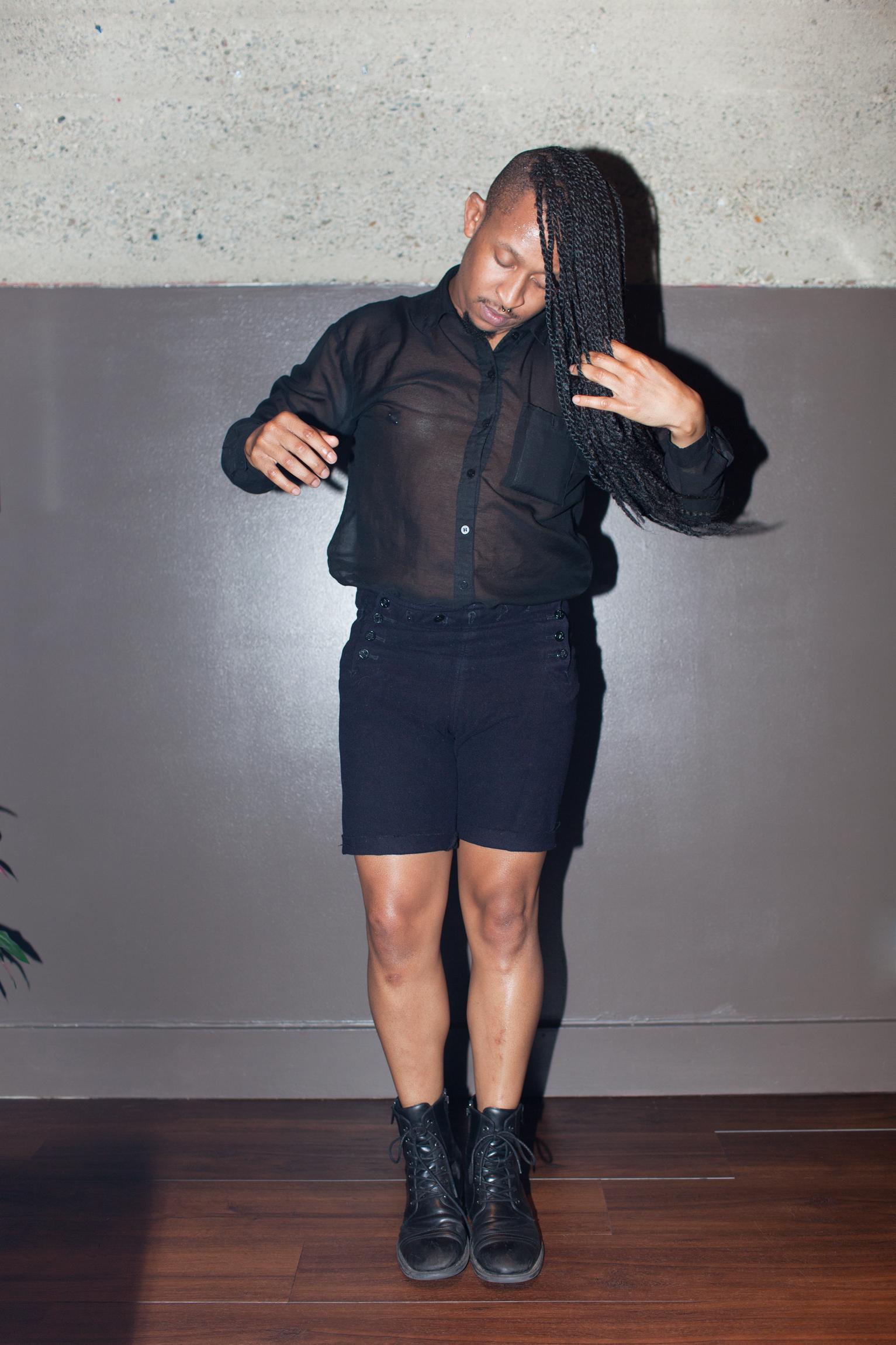 Dancer / performer Jocquese