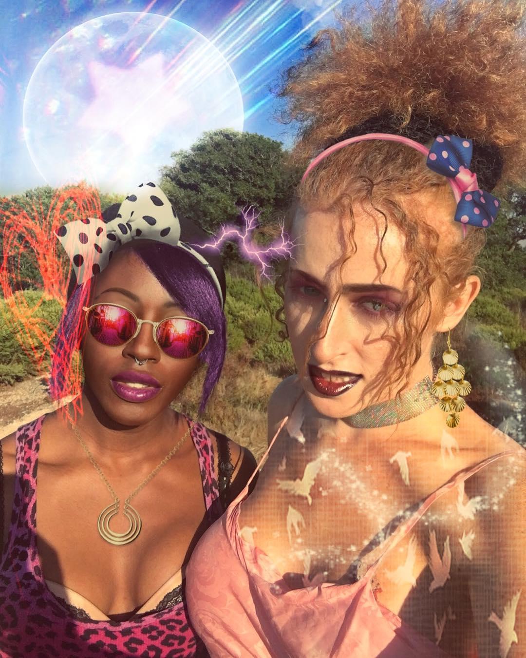From Perls Instragram @perlesant  #LookWhoItIs  #UsAgain  #Gemini4Some  #BigSurprise  #DatingMyWife  #TheMoonToo   #PsychicLesbians  #GayAssWomen  #ExtraGirly  #BowsInTheHair  #HikeDykes   #YochevedSaysHi  #HerOnlinePresenceSaysHi  #LesbianWombyn  #ShemalianTraps   #Tallgirls # TallGirl4TallGirl  #TransLesbian  #Pokemon  #FFS  #TopSurgery  #GuessWutsNext   #Transformers  #GayBitches  #FreakSluts  #Queenz  #Wombyn  #TheBoobsOfItAll   #MyBoobIsEatingHerBoob  #😱