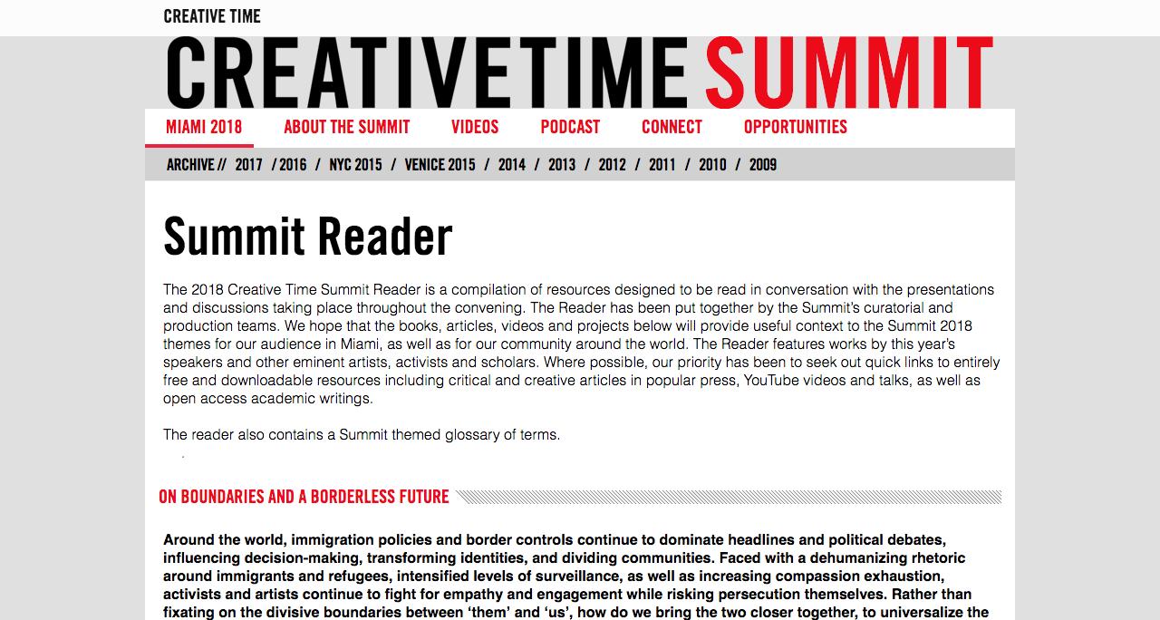 http://creativetime.org/summit/miami-2018/summit-reader/