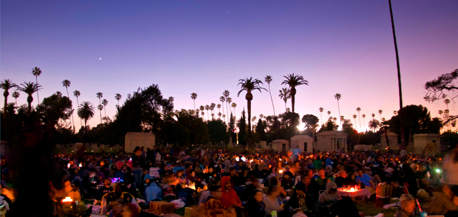 From the Cinespia Website.