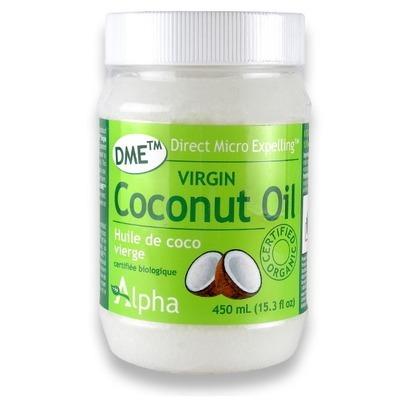 Alpha Health DME Coconut Oil - Cass & Merlune