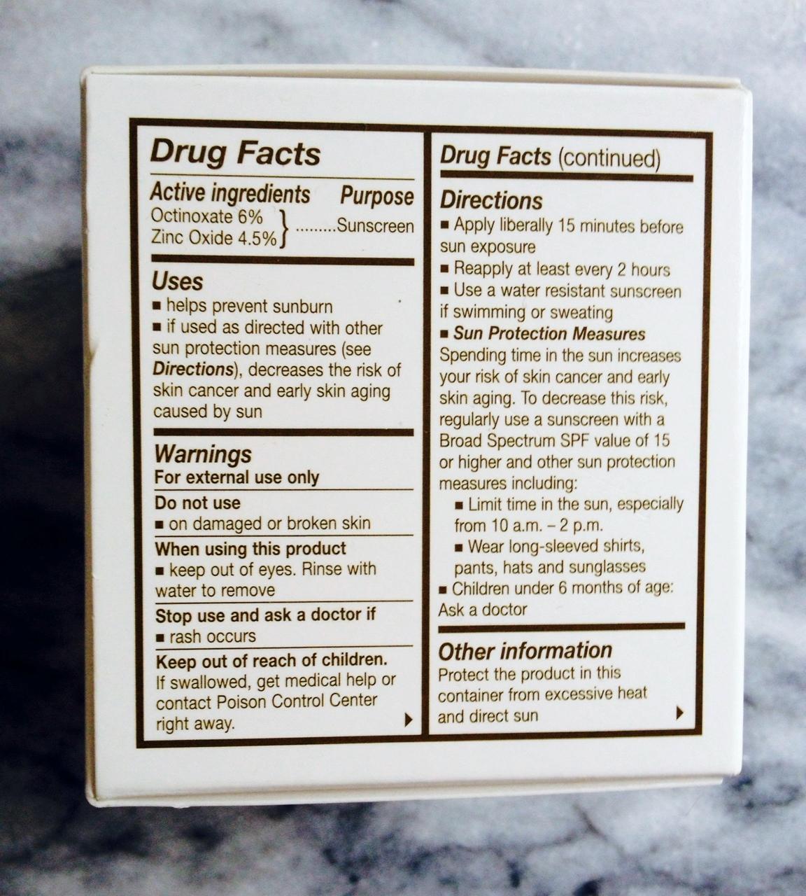 Eminence bright skin sunscreen ingredients.JPG