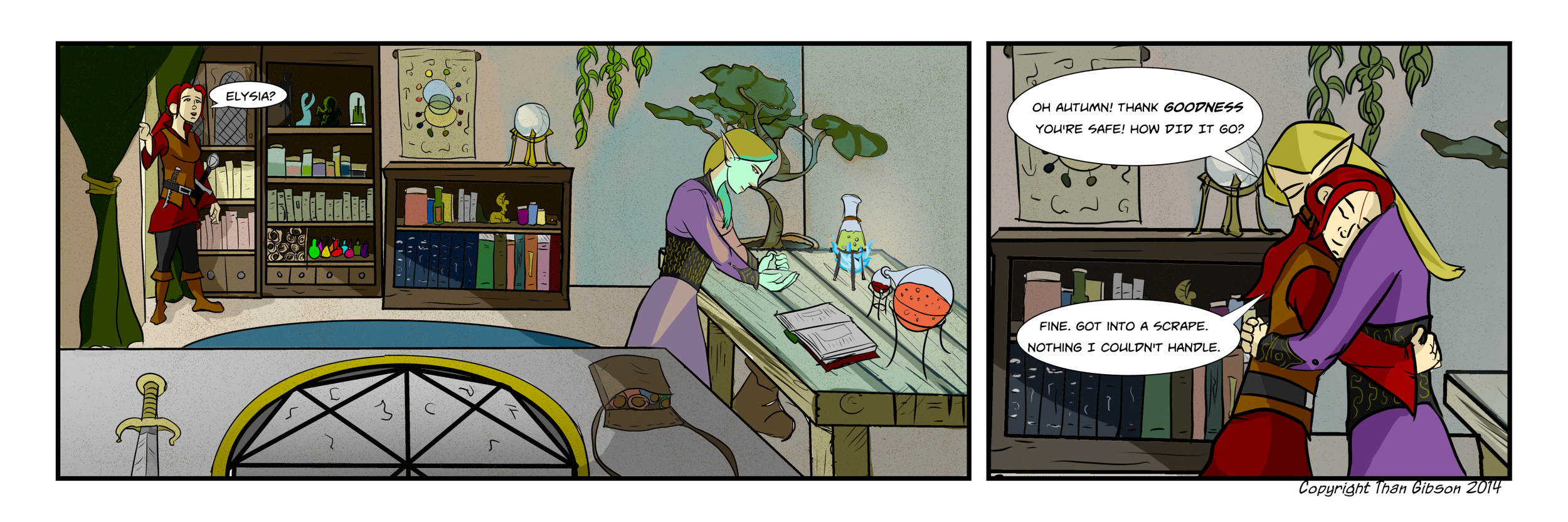Strip 8 -Click the image for a larger view!