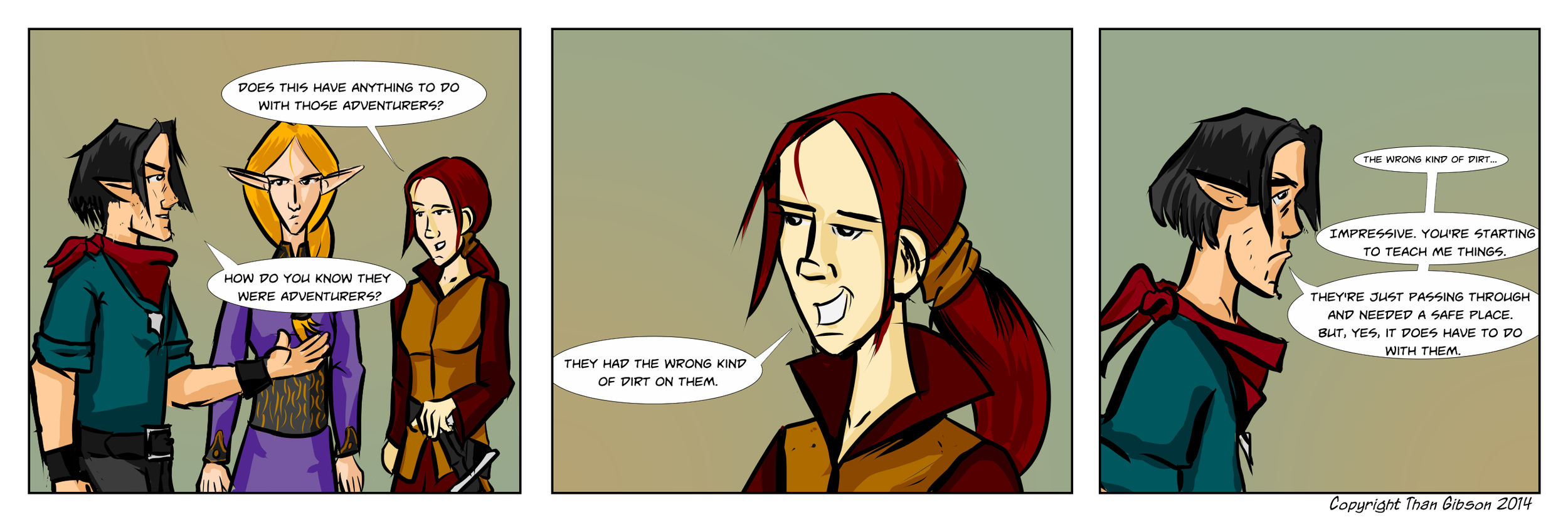 Strip 14 -Click the image for a larger view!