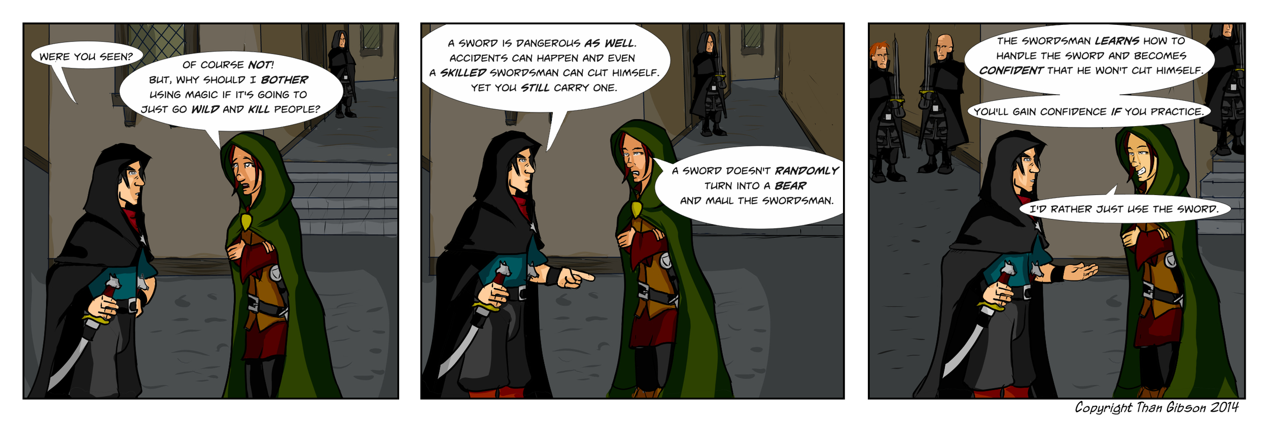 Strip 18 - Click the image for a larger view!