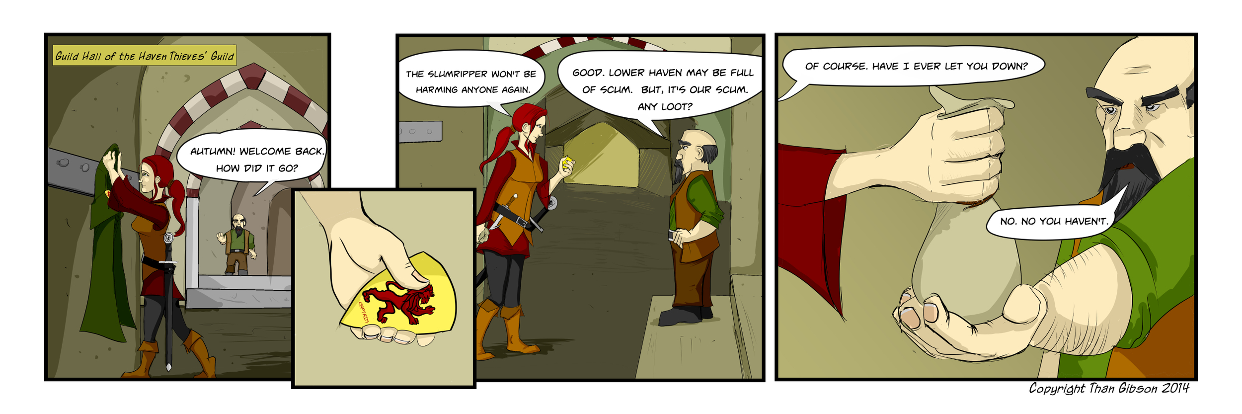 Strip 6 -Click the image for a larger view!