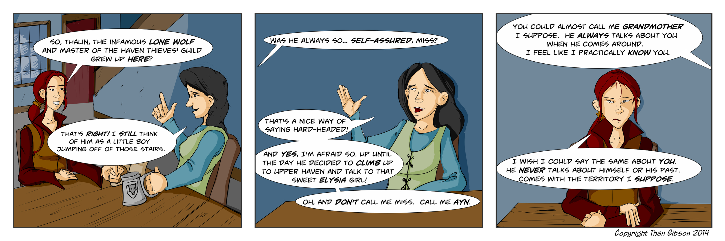 Strip 26 - Click the image for a larger view!