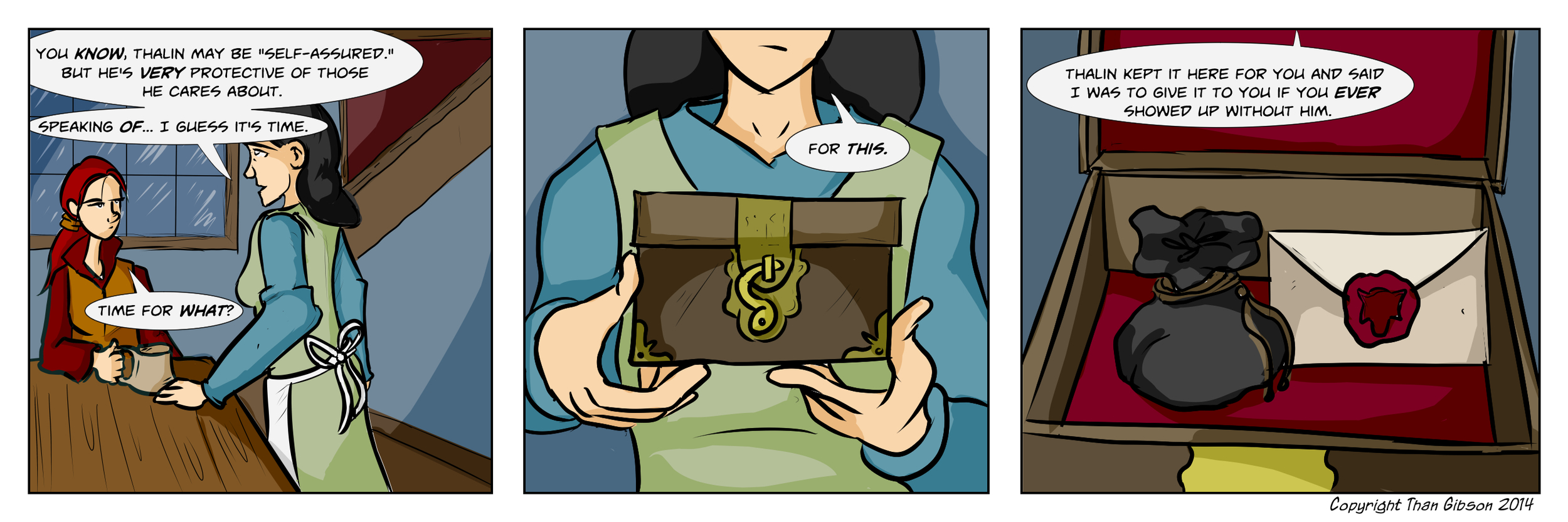 Strip 27 -Click the image for a larger view!