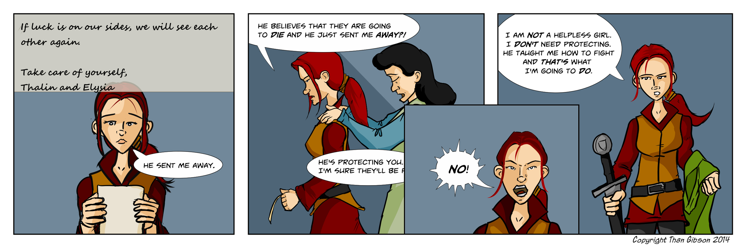 Strip 31 - Click the image for a larger view!