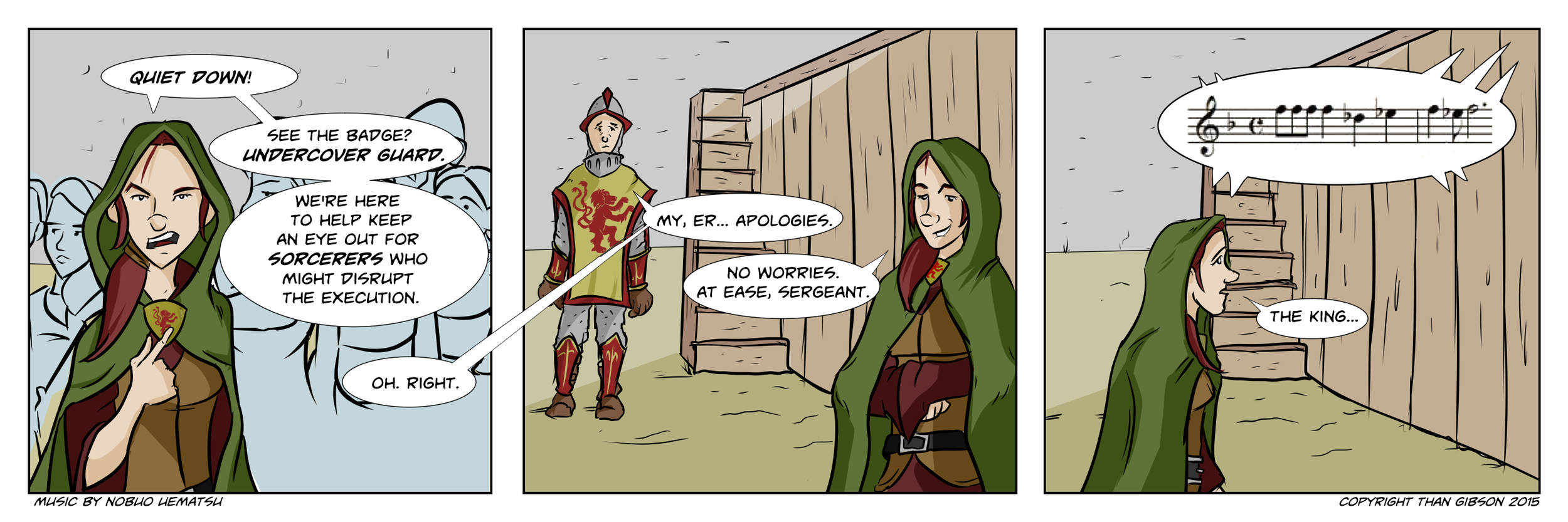 A CHRONICLE OF THIEVES - CHAPTER 2, STRIP 6