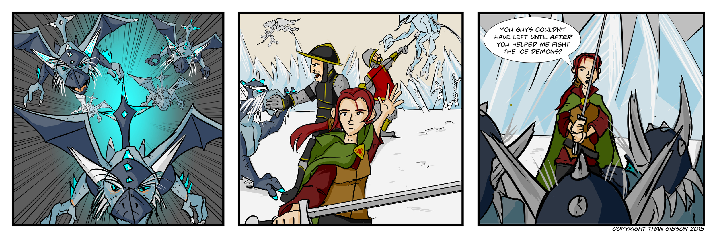 CHRONICLE: A CHRONICLE OF THIEVES - CHAPTER 2, STRIP 19