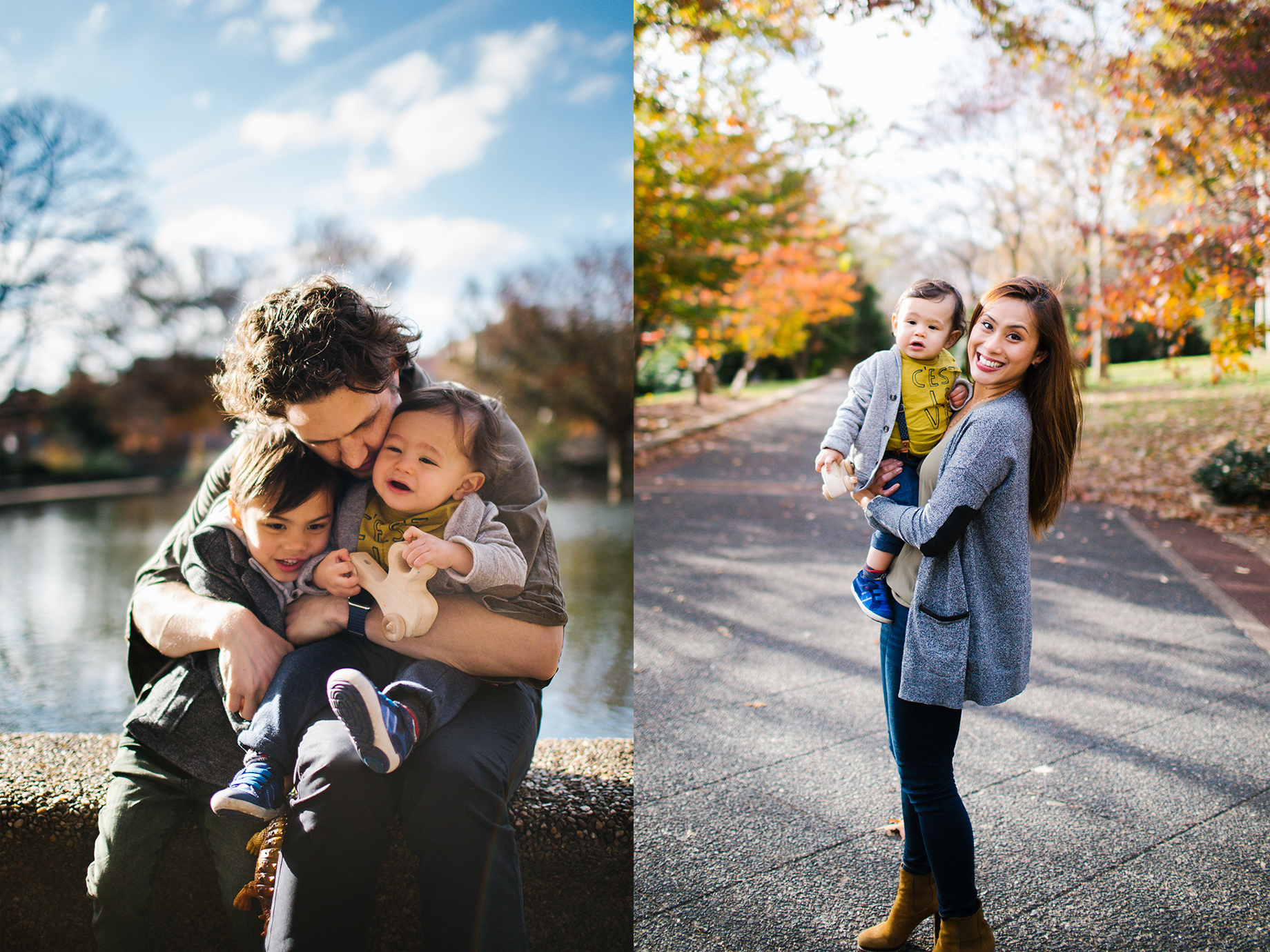 family portraits meridian hill park washington dc fall photographer family children infants.jpg