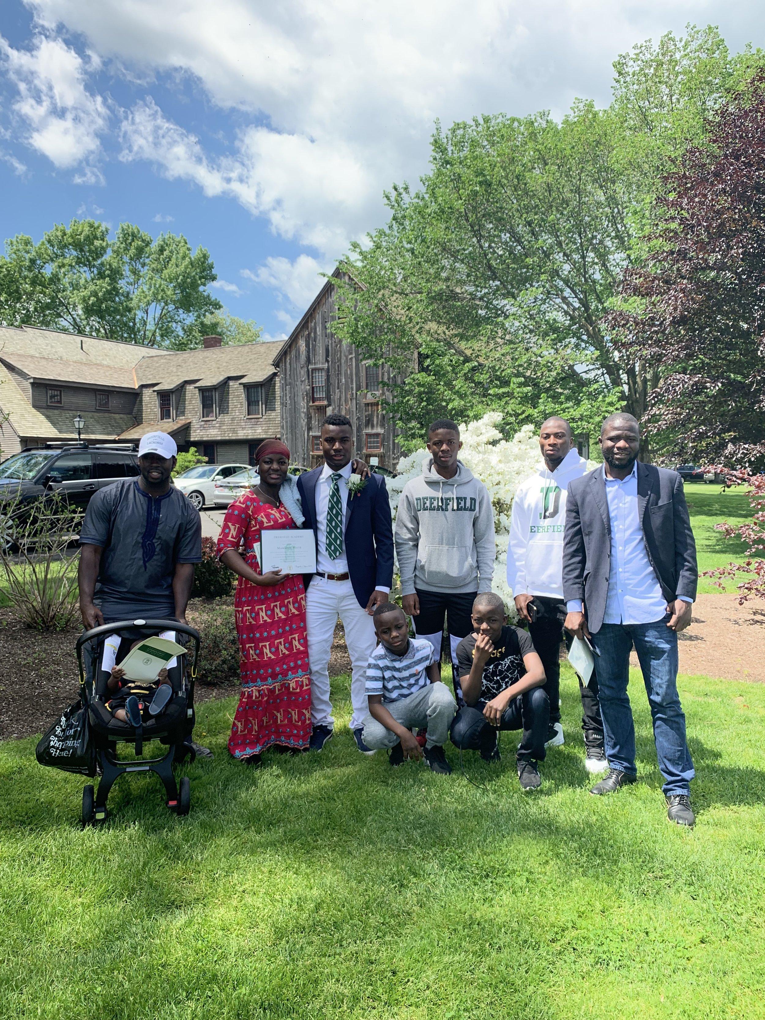 Mamadou Family Graduation.JPG
