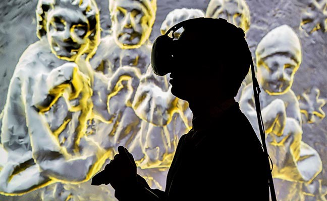 Small Wonders VR Exhibition at the AGO