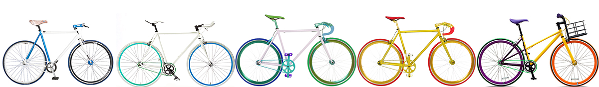 LAB_LA Brakeless Bikes_