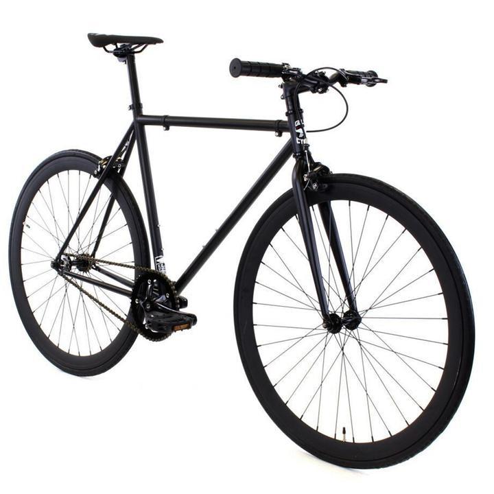 Steel Single Speed, Black $299