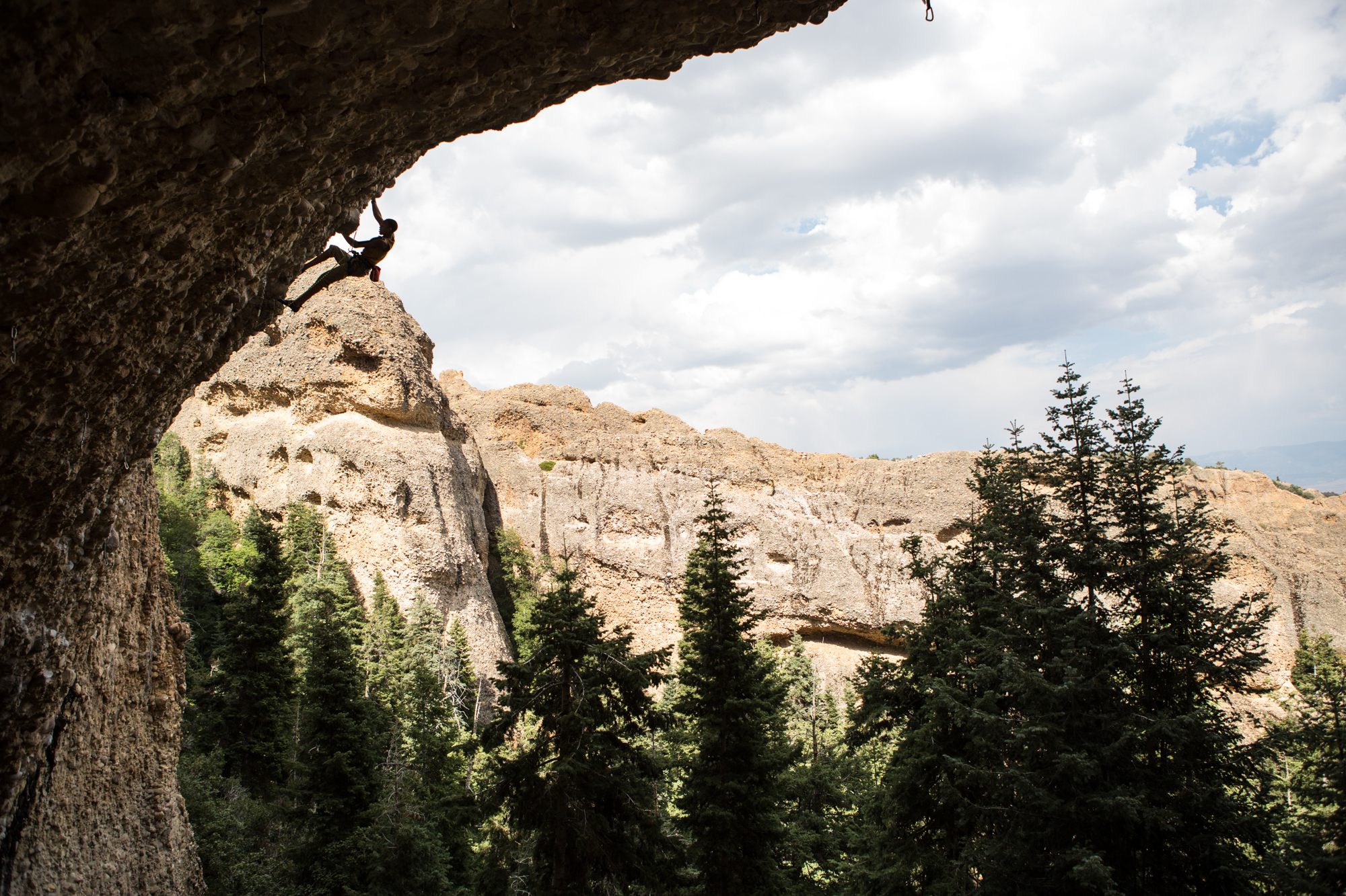 Pipe Dream Cave- Maple Canyon 2014