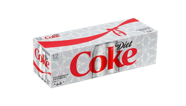 Diet Coke Holiday 2014
