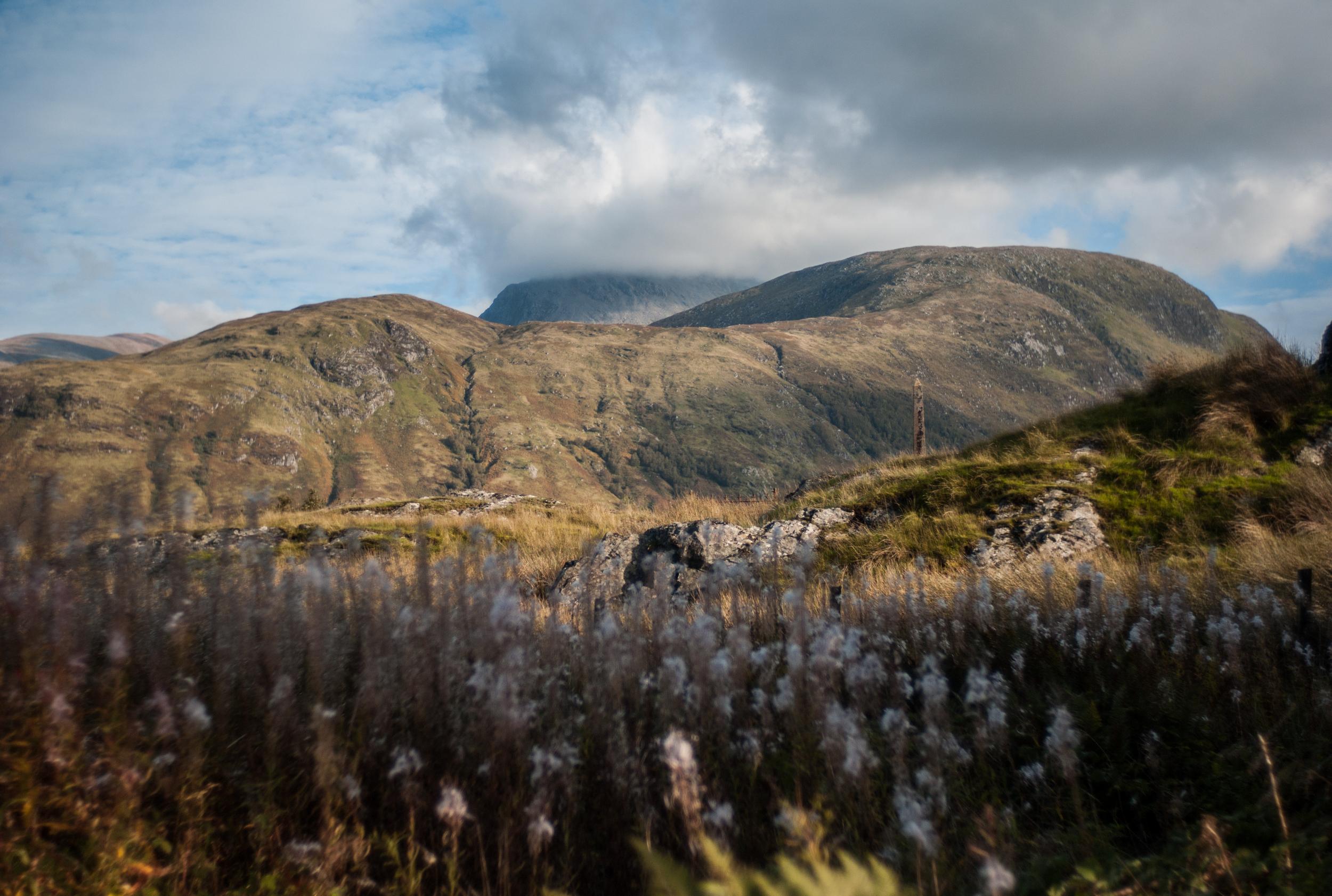 Ben Nevis. Tallest Mountain in the UK.