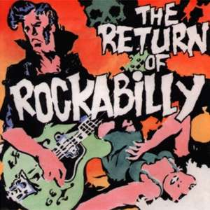 "The Rockabilly Ensemble is back after a 5 month hiatus! I did an image search for ""Rockabilly"" and this awesomely appropriate (and inappropriate at the same time) picture came up. Perfect!"