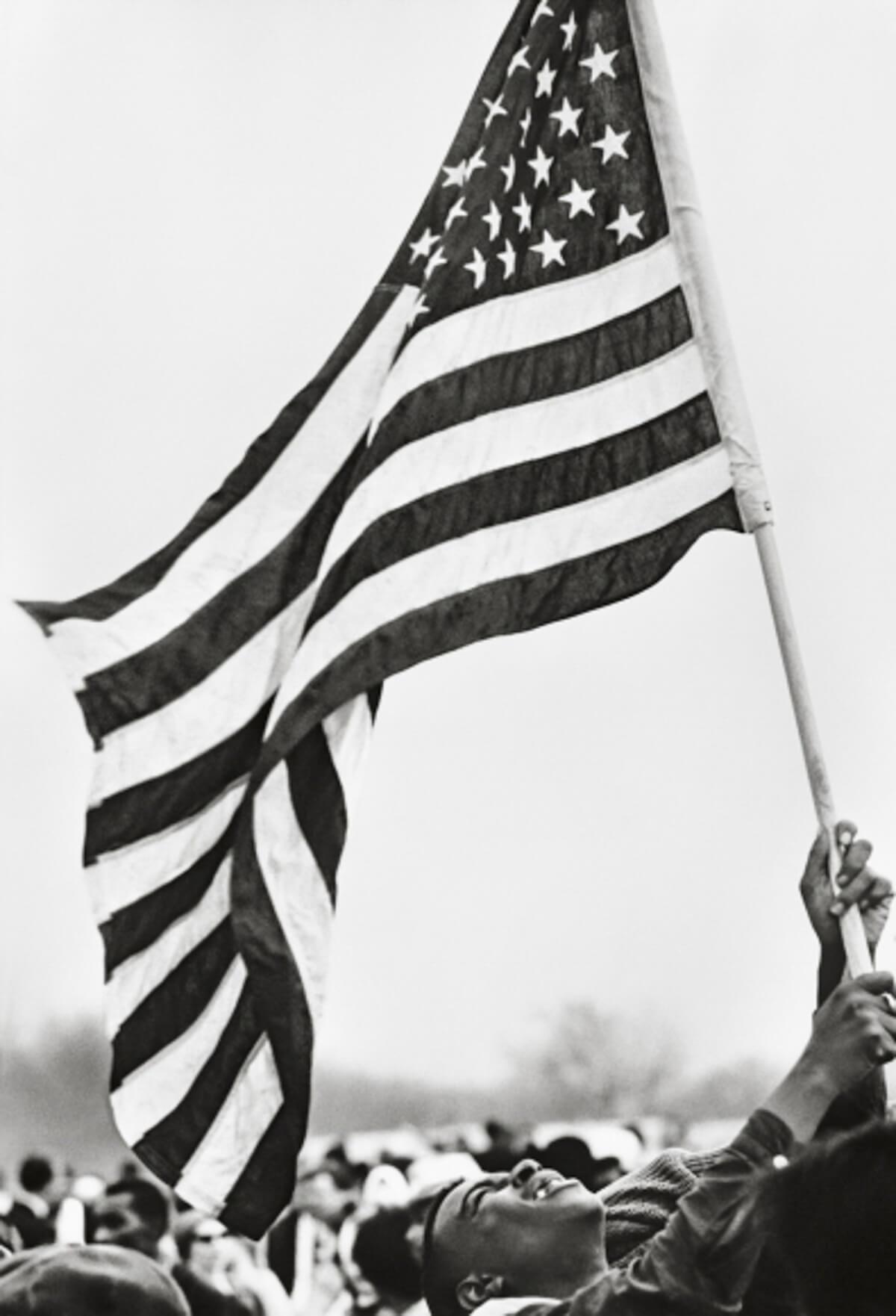 Selma March, Flag, 1965