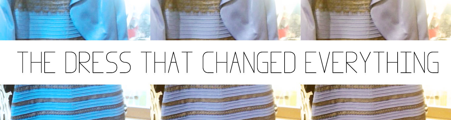 dress changed everything