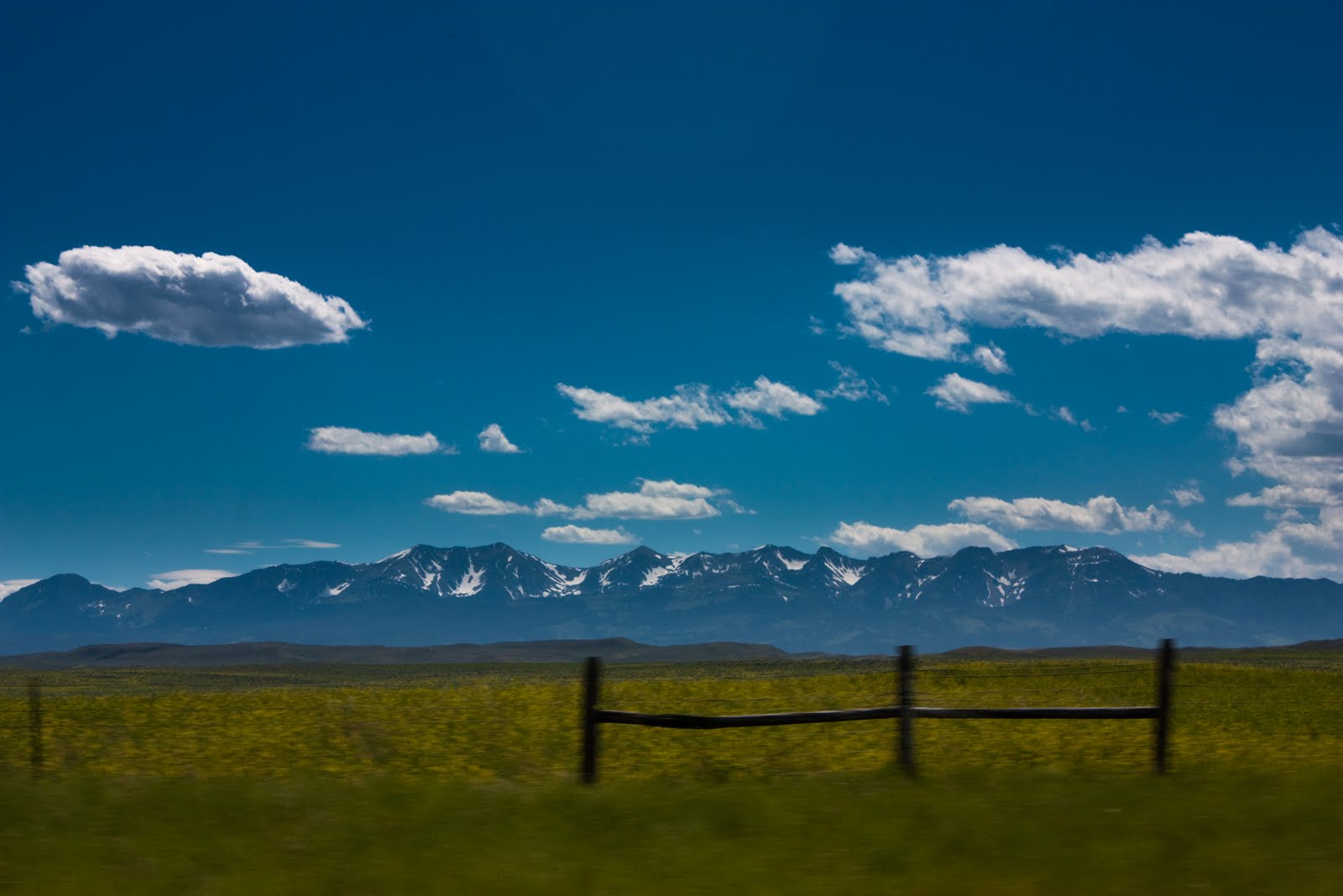 Montana Skies  by Maple-Dawn Thomsen