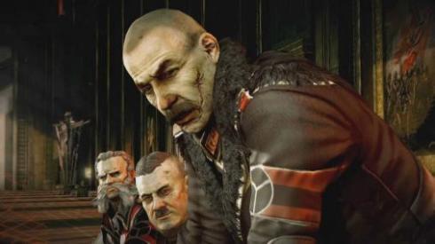 From left to right: Kaiser Wilhelm, Adolf Hitler, Joseph Stalin.