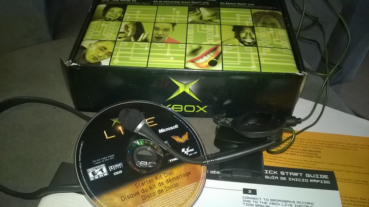 For more Xbox Nostalgia Click Here for my memories of the first day of Xbox Live