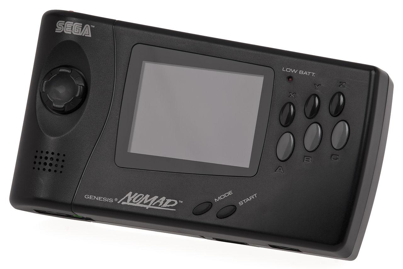 The Real Ultimate SEGA Genesis Ultimate Portable Game Player.