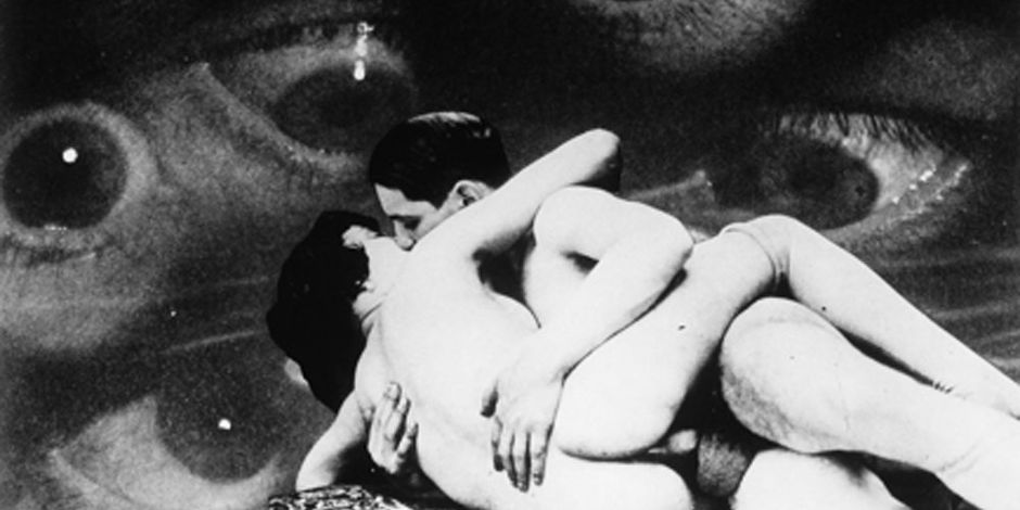 """""""The eminent Czech avant-garde artist, Jind ich Šty ský (1899–1942), who was closely allied with the Parisian Surrealists, masterfully investigated the themes of eroticism and dreams in a series of publications between 1930 and 1933. Šty ský believed that in pornography he had found a destabilizing medium that could be used to subvert established social and artistic norms. The culmination of Šty ský's involvement with pornography was the release of his erotic masterpiece, Emilie Comes to Me in a Dream, in Prague in May 1933."""""""