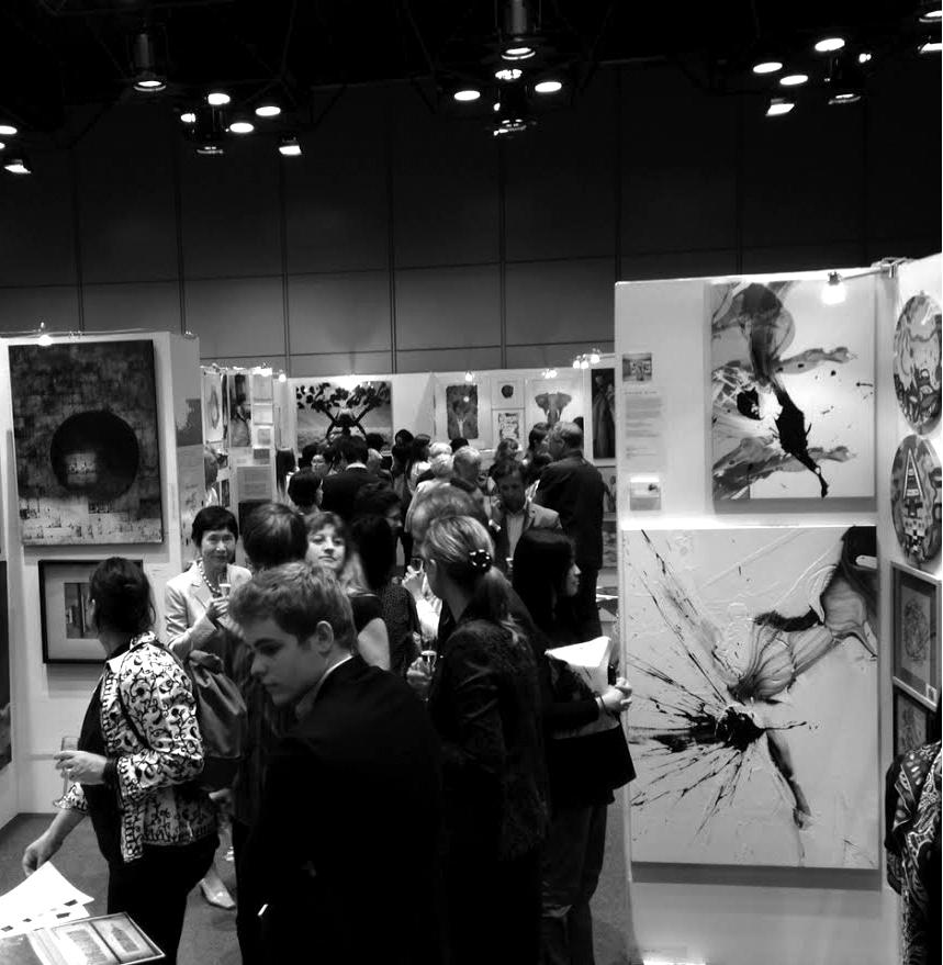 Peter Rive - Tokyo International Art Fair 2015_2