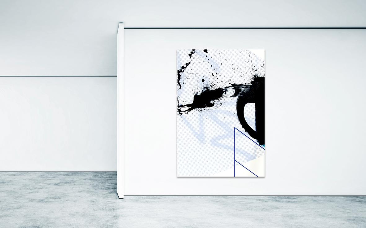 Peter Rive - Louisa, 2015. Installation view
