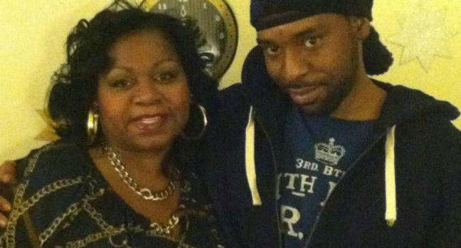The late Philando Castile and his partner.