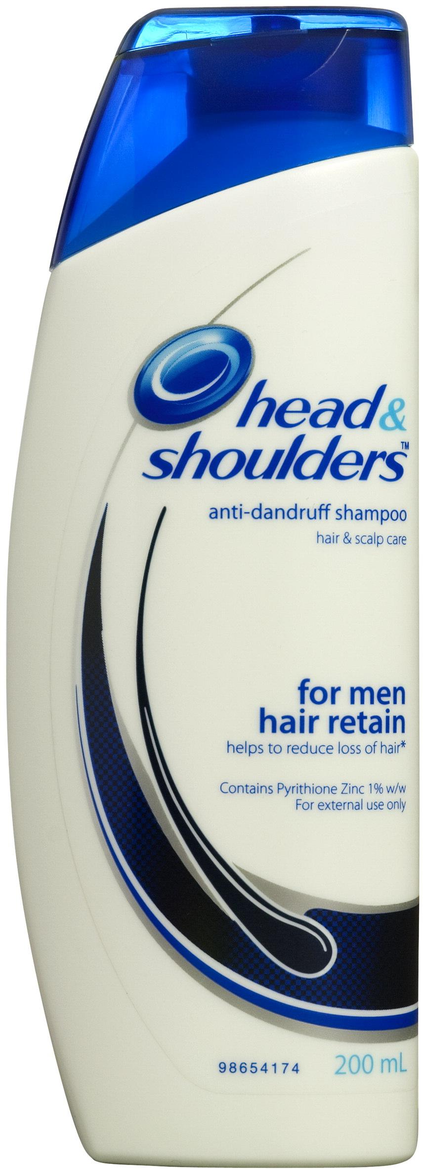 head & shoulders For Men Hair Retain Shampoo 200mL.jpg