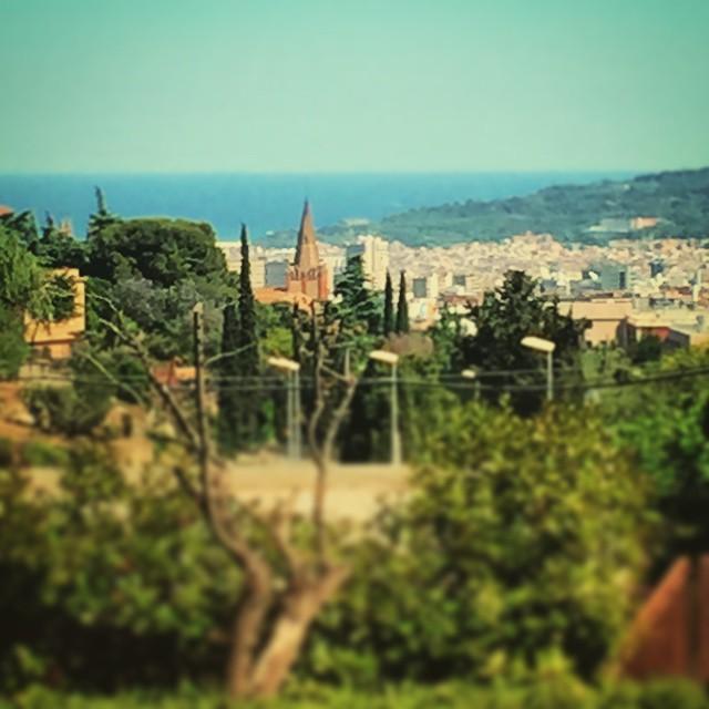 33 grados #bcn #barcelona