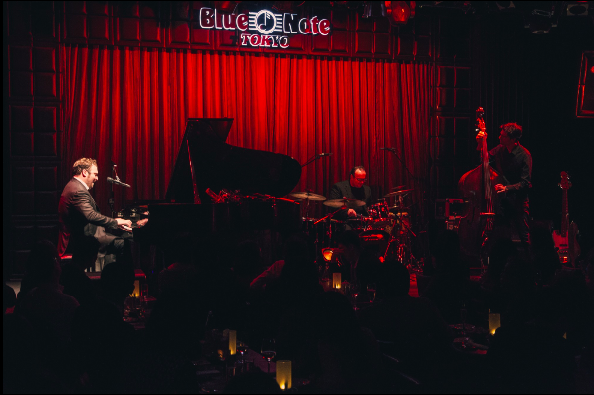 Blue Note Tokyo - March 2018   Photo by Tsuneo Koga