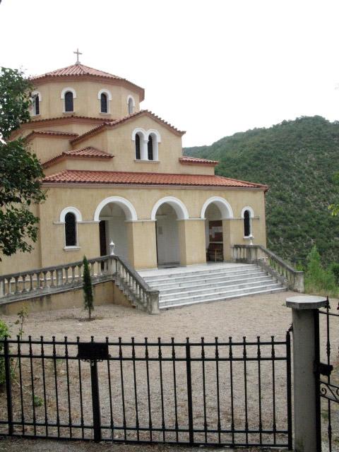 The Monastry of St Nicolas