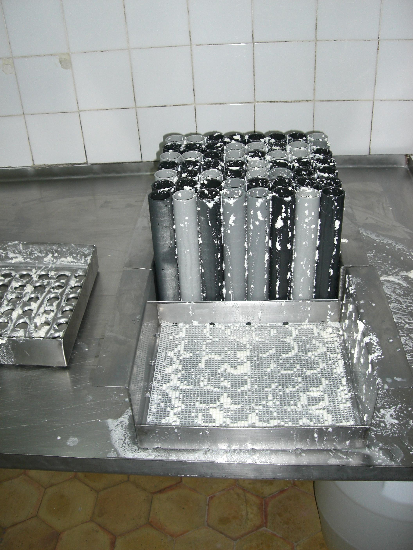 Buchette moulds