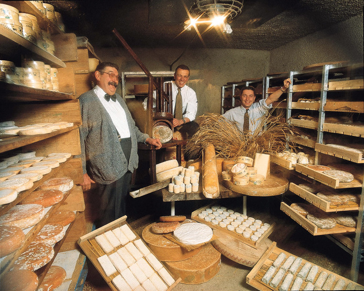 Hubert, Hervé and Laurent Mons