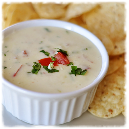 Mexican White Cheese Sauce