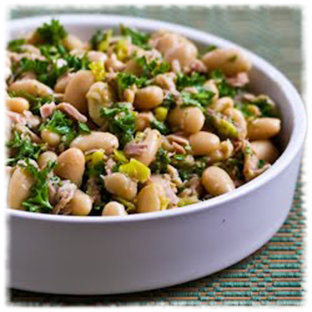 Kidney Bean Tuna Salad