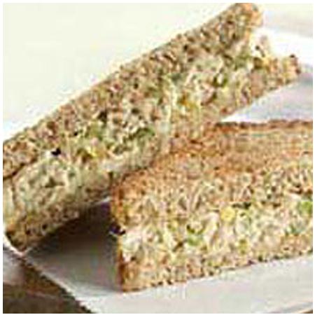 Grilled Tuna Salad Sandwich