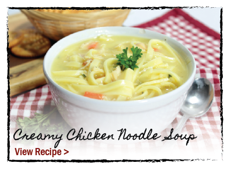 Copy of Creamy Chicken Noodle Soup