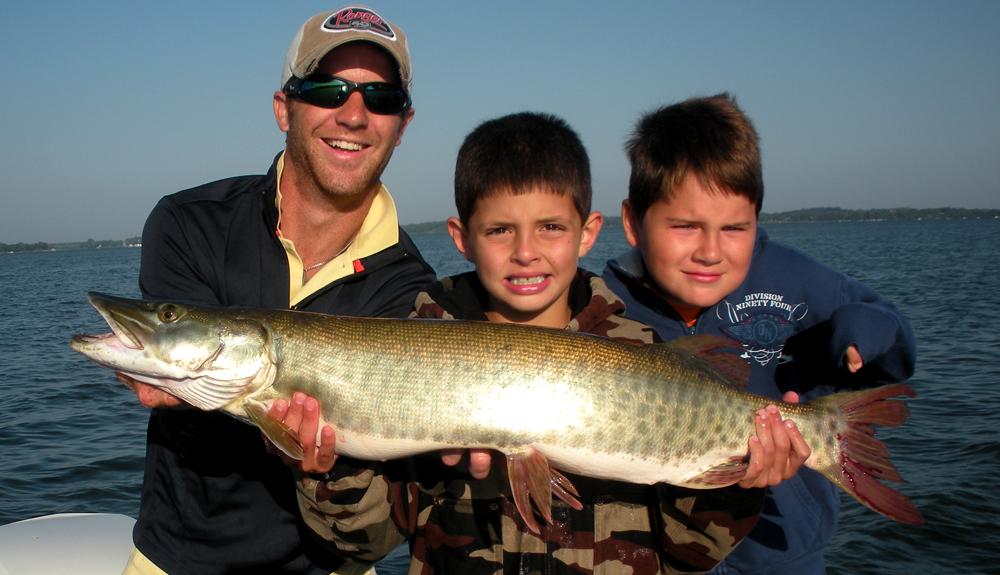 First Muskie - Lake Waconia