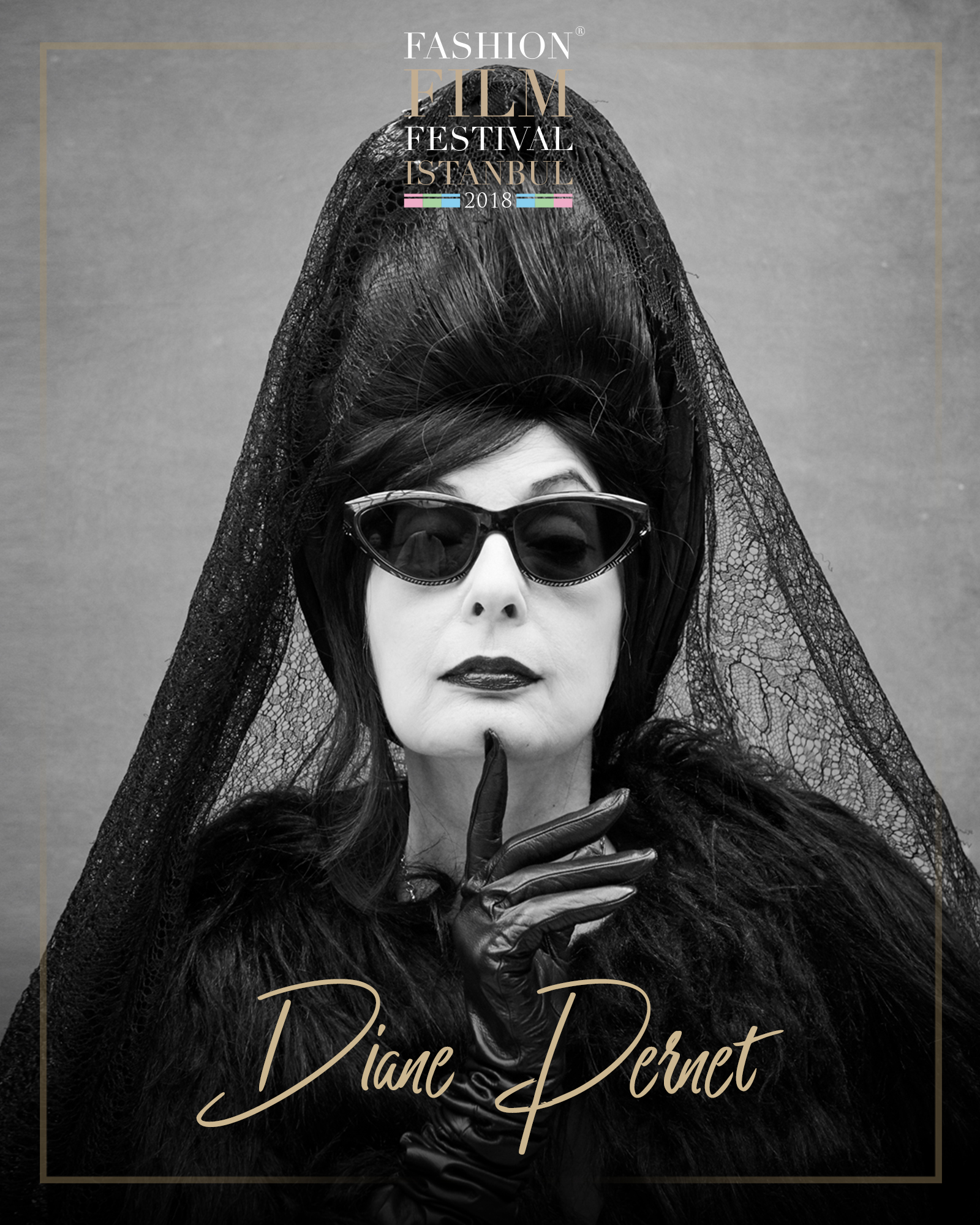 Diane Pernet    Founder/Director    A Shaded View on Fashion Film