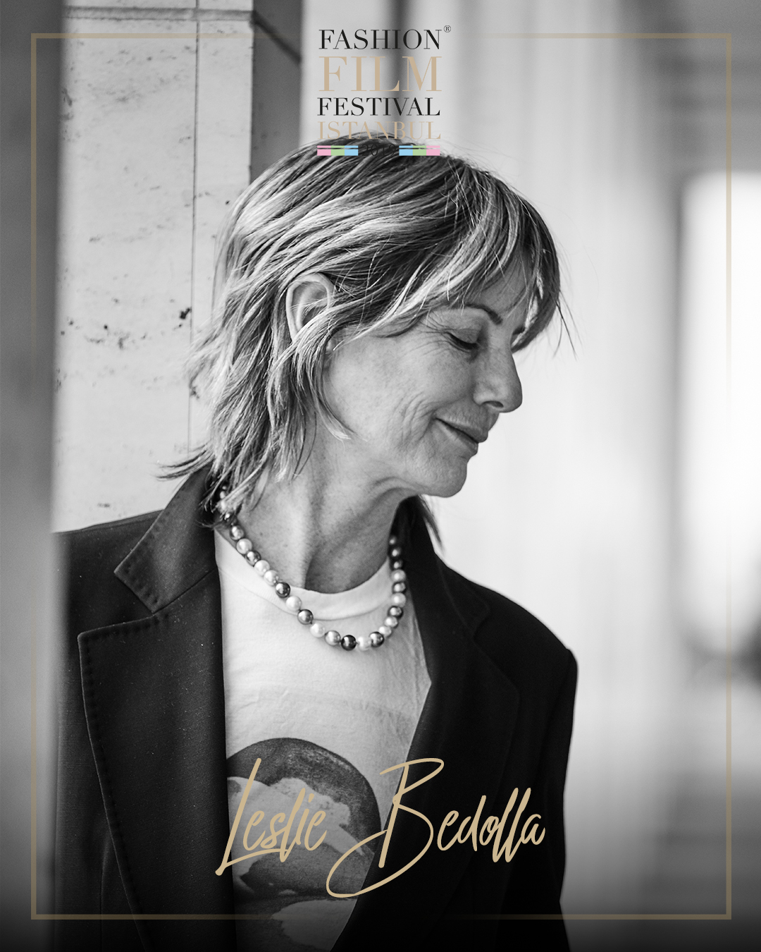 Leslie Bedolla    Co-Founder    Los Angeles Fashion Festival