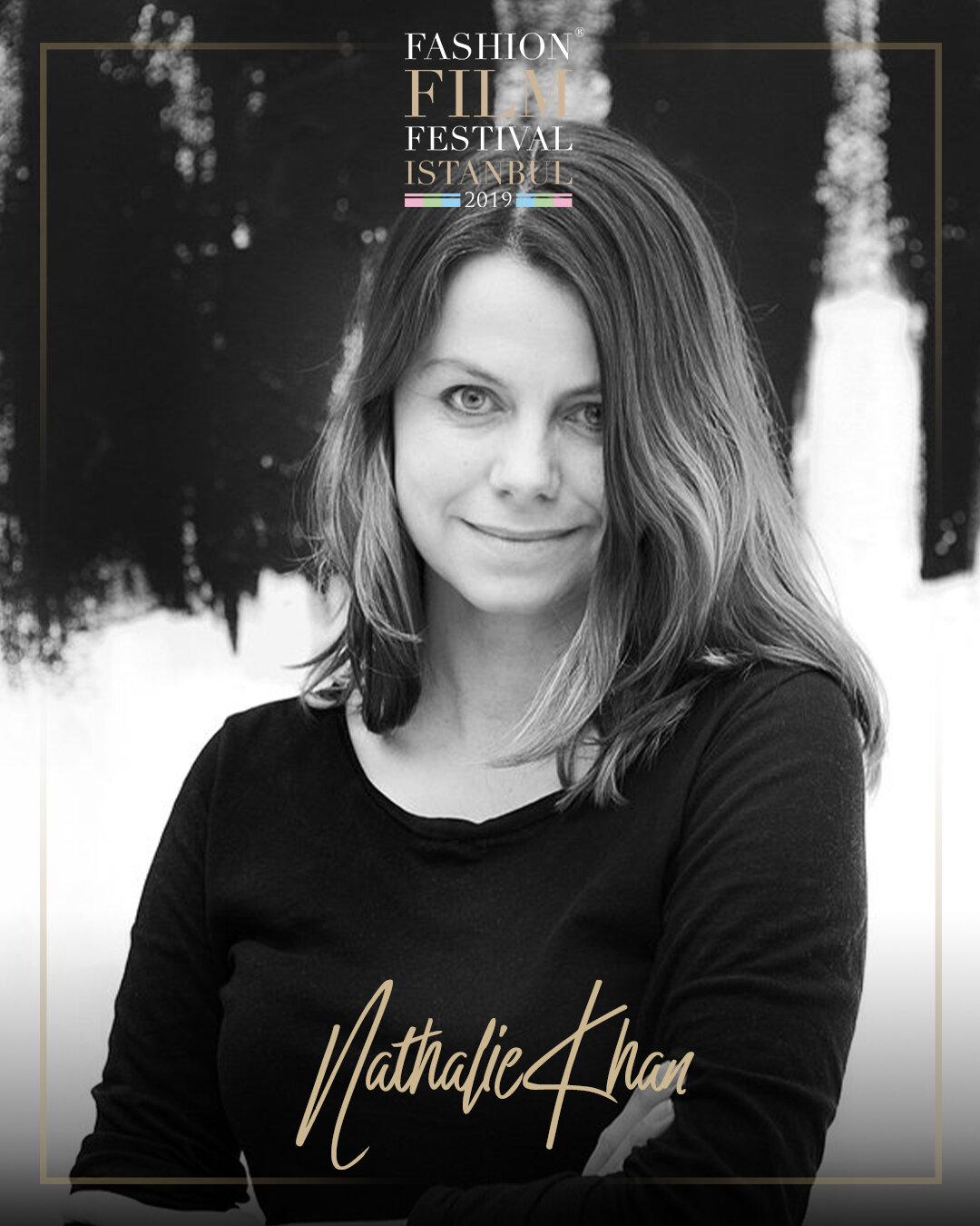 Nathalie Khan    Fashion Historian    Central Saint Martins