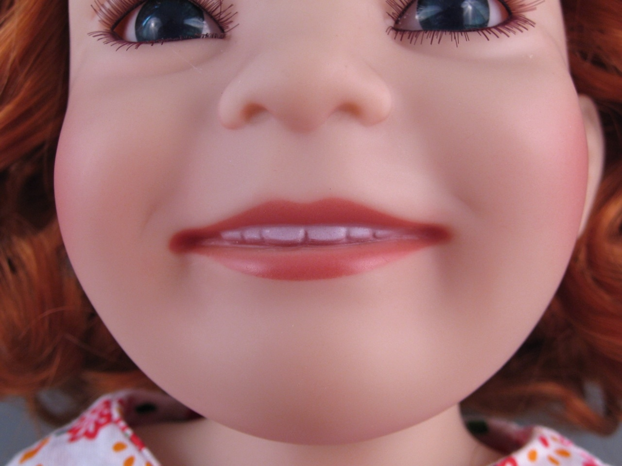 I forgot to note where I stole this awesome image from. It was a review of this doll. My apologies, doll reviewer!