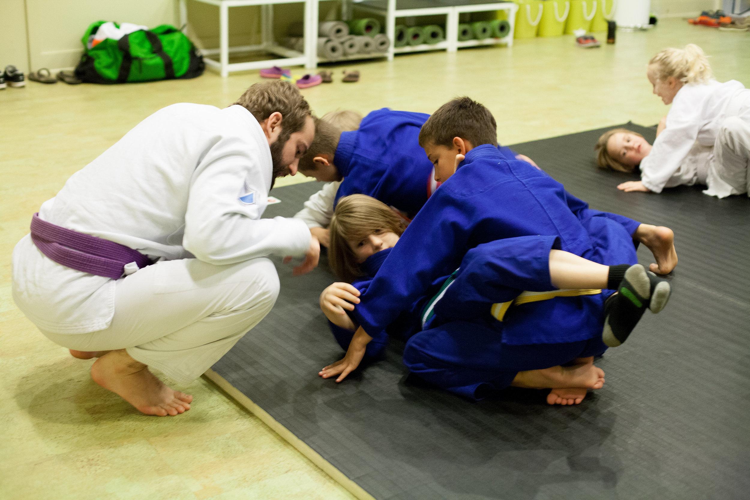Park Circle Jiu Jitsu Curriculum — Park Circle Jiu Jitsu